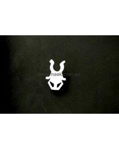 Clip, Bonnet Rod (Genuine) EVO7-9