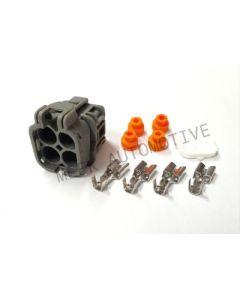 Plug Kit, Radiator Fan (Loom Side) - EVO4-6