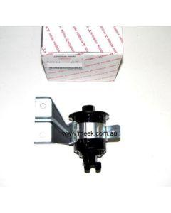 Fuel Filter (with Bracket) Genuine - EVO4-6