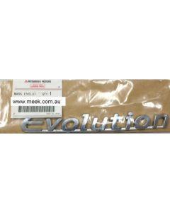 Mark, EVOLUTION (Genuine) EVO8-9
