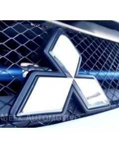 Mark, Three Diamond Front Bumper (Genuine) EVO9