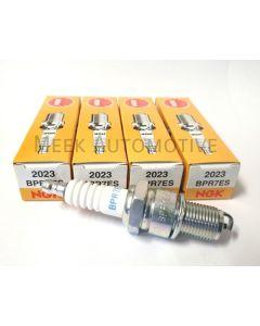 NGK-BPR7ES (Copper) Spark Plugs (Set of 4) - EVO1-9, Galant VR4 4G63T