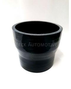 Silicon Reducer 80-70mm - Black