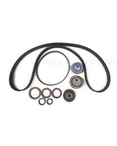 Timing Belt Kit (Gates Belts, Genuine Bearings & Seals) - EVO4-9