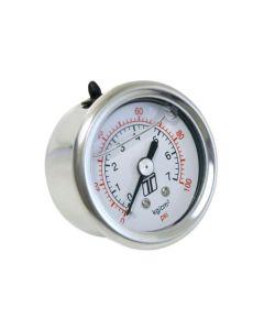 FPR Gauge 0-100psi - Liquid Filled Turbosmart
