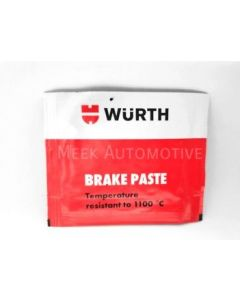 Brake Paste High Temp 1100c (Wurth) 5.5ml